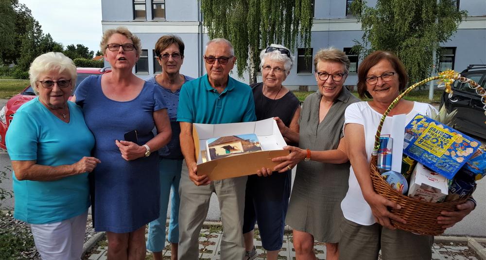 80. Geburtstag Gottfried Scheuter