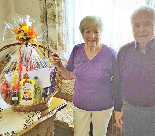 80iger – Geburtstag von Frau Sieglinde Storzer